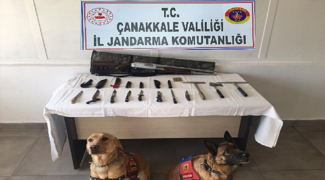 BİGA'DA UYUŞTURUCU OPERASYONU!