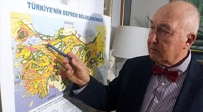 DEPREM UZMANI ÇANAKKALE'Yİ İŞARET ETTİ!