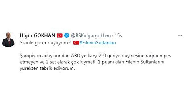 SULTANLAR ZORU BAŞARDI
