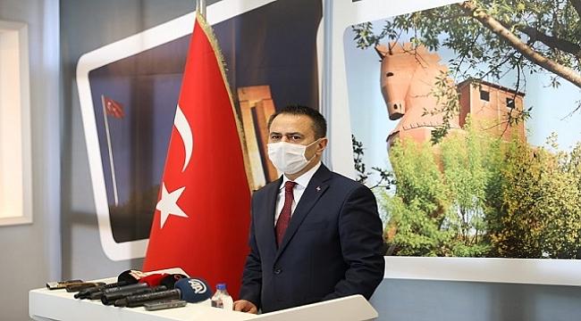 VALİ İLHAMİ AKTAŞ'IN KURBAN BAYRAMI MESAJI..!