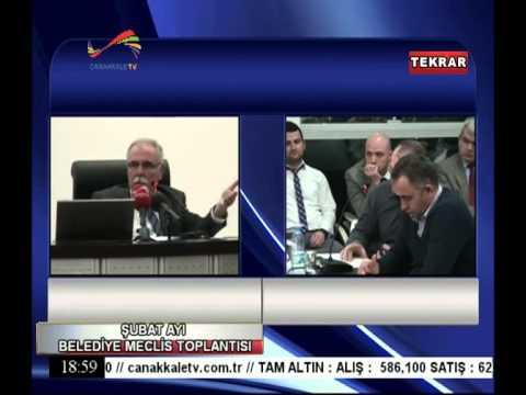 2014 BELEDİYE MECLİSİ ŞUBAT AYI OLAĞAN TOPLANTISI 2. PART