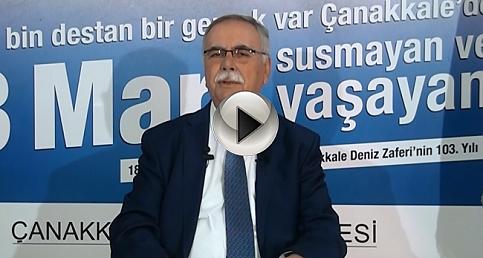 Çanakkale Belediye Başkanı Ülgür Gökhan'ın 18 Mart Konuşması