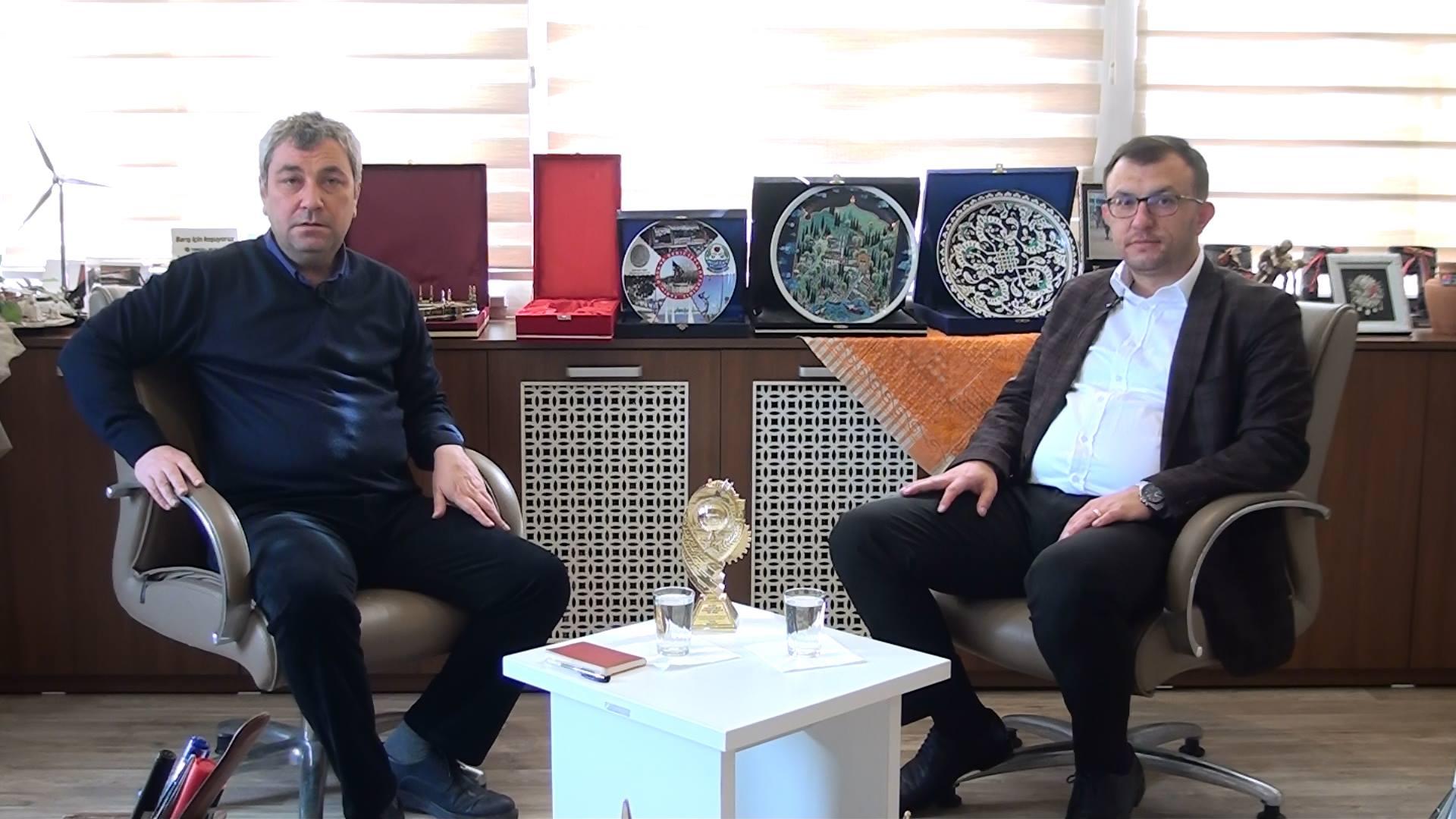 Sevdamız Çanakkale 3. Bölüm Konuk: Umurbery Belediye Başkanı Sami Yavaş