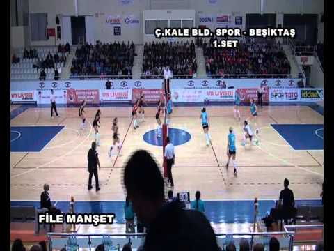 Çanakkale Belediye Spor - Beşiktaş - Part 1