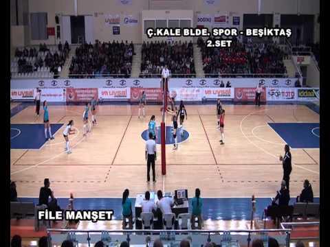 Çanakkale Belediye Spor - Beşiktaş - Part 2