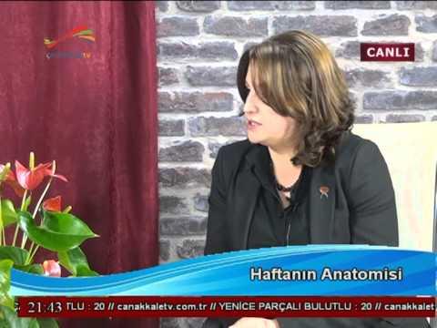 HAFTANIN ANATOMİSİ 4. BÖLÜM 2. PART